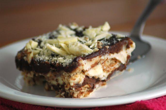Receita: Torta de bolacha