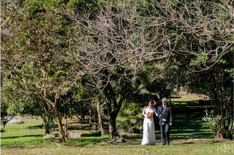 Dicas para fazer um casamento ao ar livre