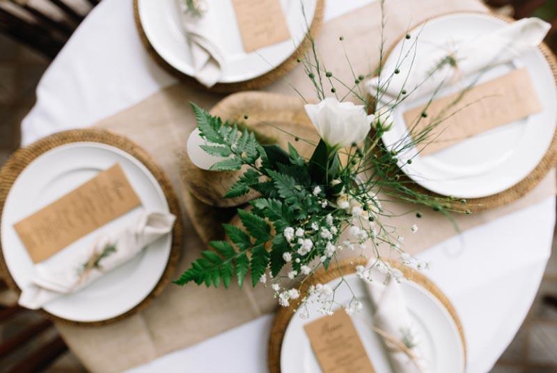 4 dicas para dar personalidade às mesas dos convidados