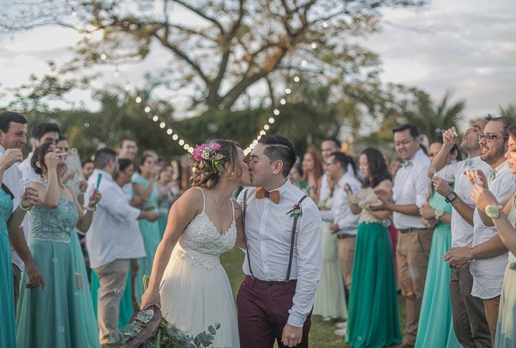 É possível realizar um casamento econômico e bonito?