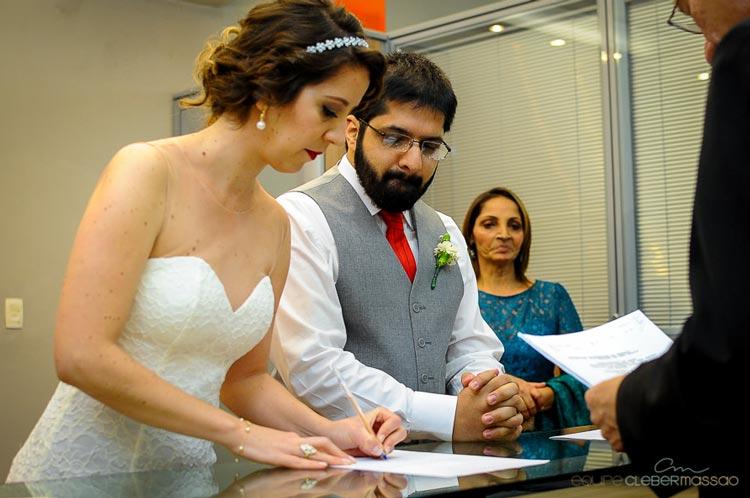 Casamento civil: Dicas para comemorar o seu