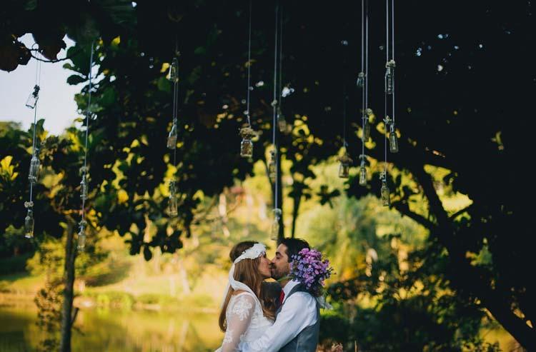 Casamento diy:  Cintia e Maurício