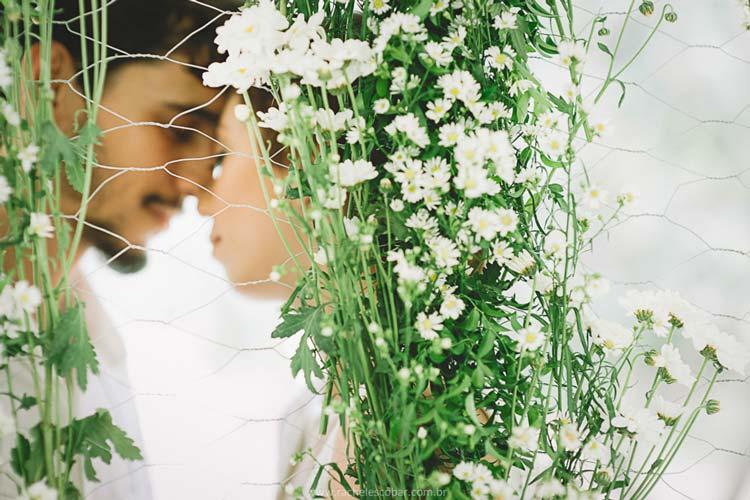 Casamento DIY:  Fernanda e Pedro
