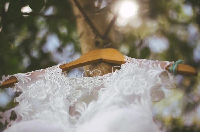 Cabide de noiva