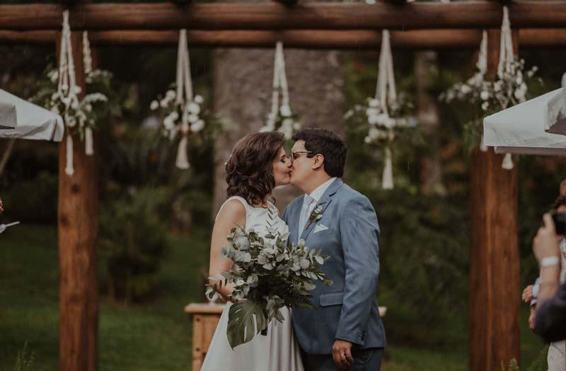 Casamento botânico: Luiza e Pedro