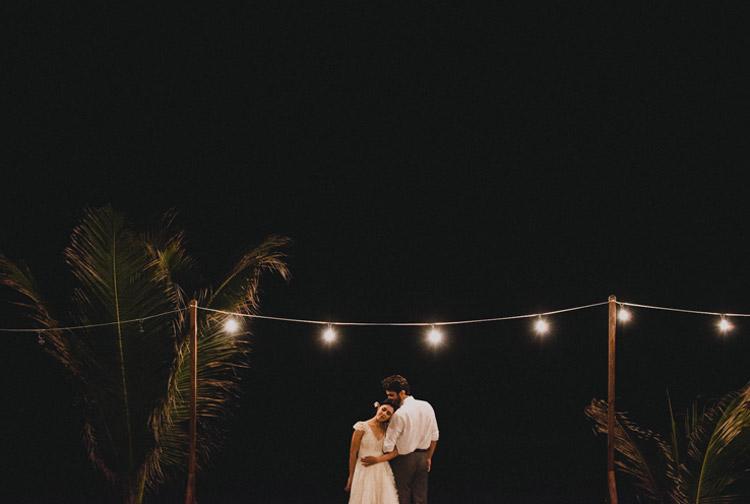 Casamento na praia: Sofia e Vini