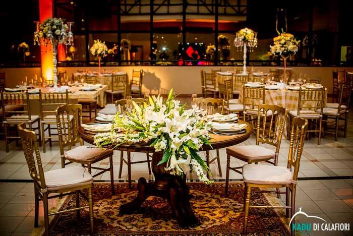 5 dicas para acertar na recepção do casamento