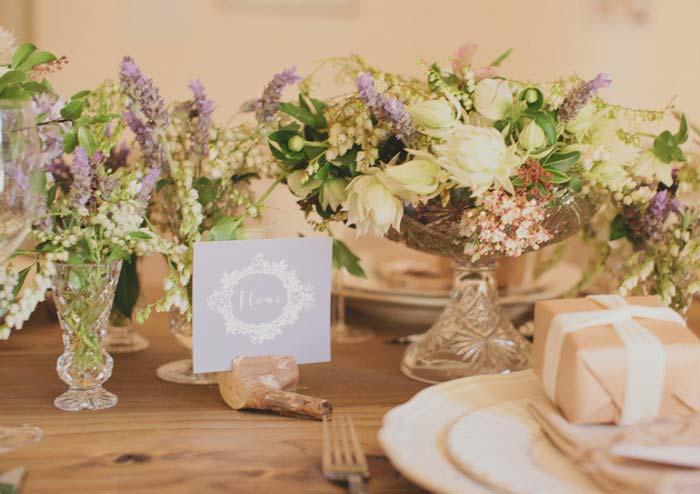 Flores da época – Dicas para escolher as flores certas para a sua decoração de casamento