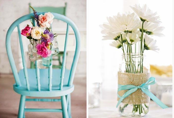 35 ideias para decorar a casa com flores