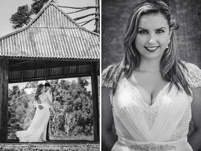 Trash the dress: Nadini e Danúbio