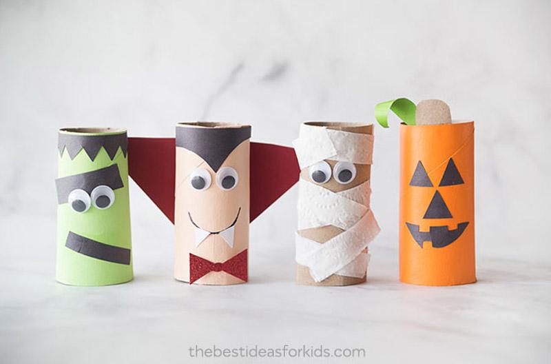 Inspirações para divertir as crianças no Halloween