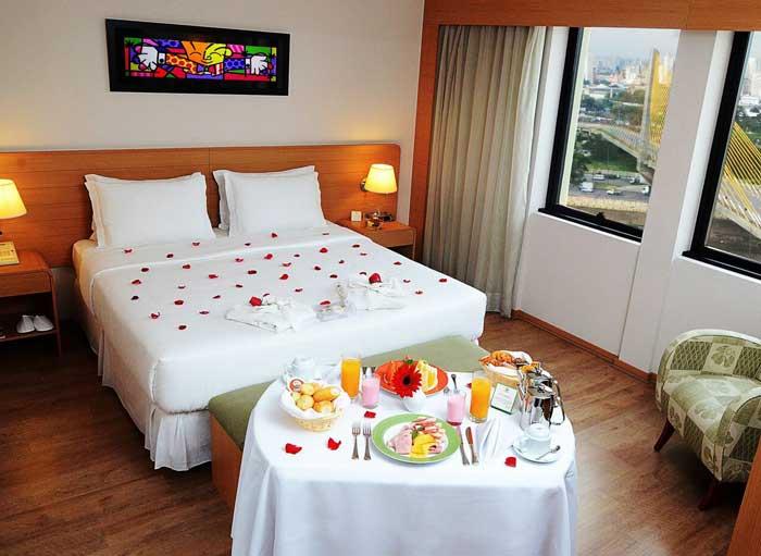 Sorteio! Concorra a um fim de semana no Hotel Holiday Inn Parque Anhembi