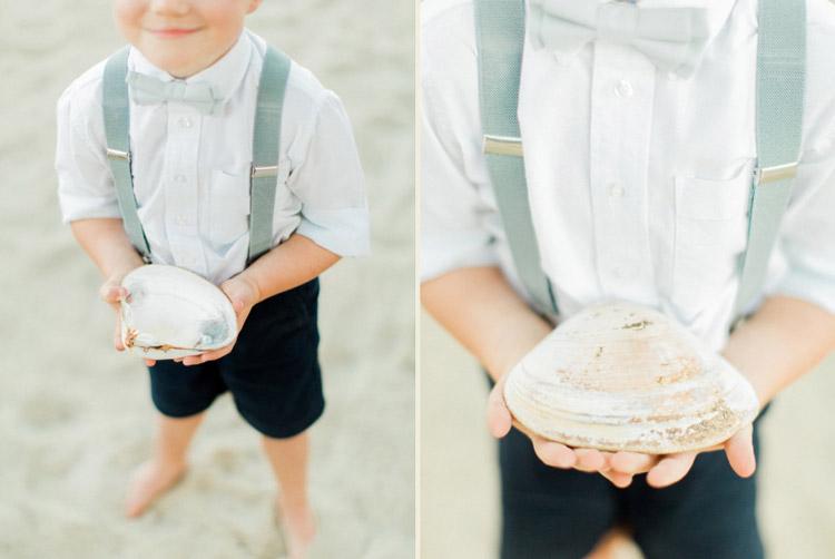 Inspirações para um casamento na praia