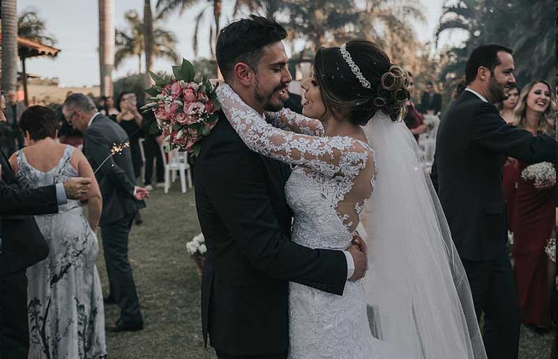 Mini wedding em Maringá: Bárbara e Wagner