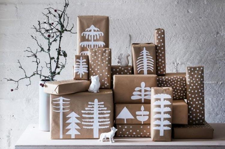 Inspirações rapidinhas para decorar a casa no Natal