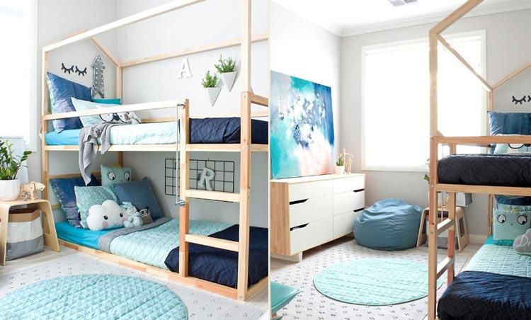 Dicas infalíveis para acertar na decoração do quarto infantil