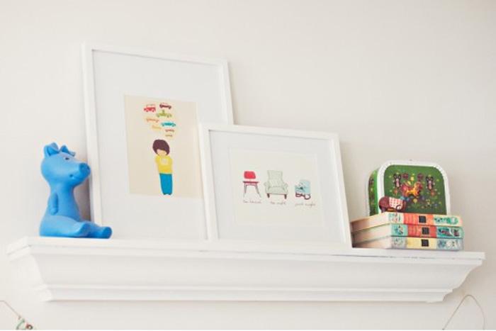 Inspiração: Decoração para quarto de menino #1