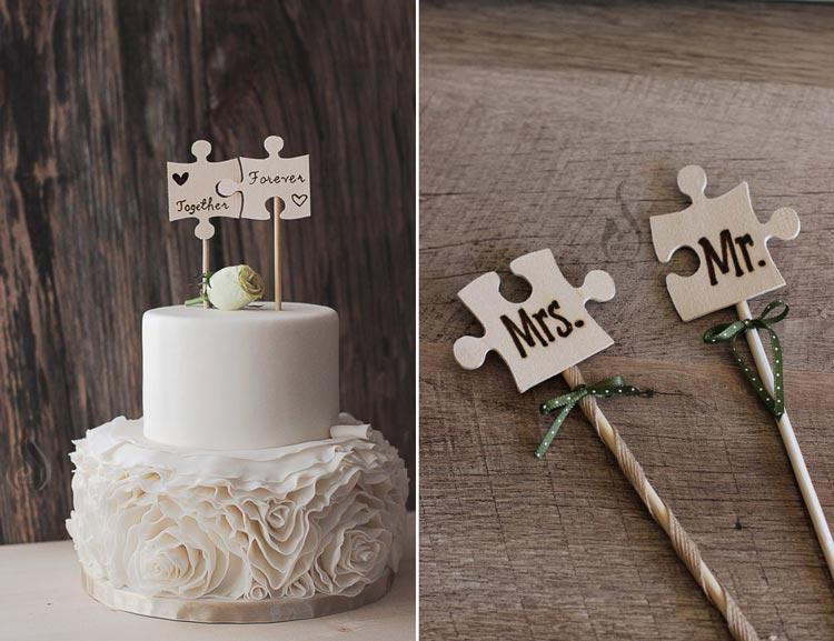 Topo de bolo: inspirações menos óbvias para você se inspirar