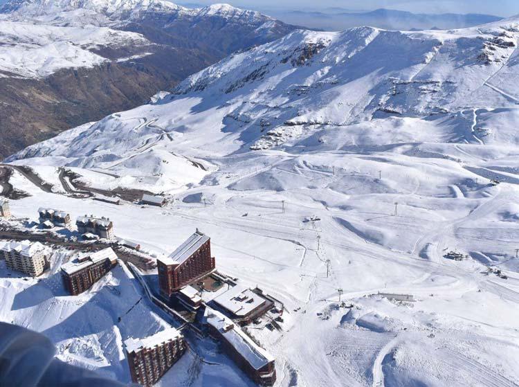 Valle Nevado adianta abertura da Temporada 2017 e oferece descontos de 30% para brasileiros