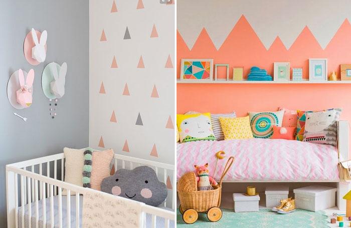 Inspiração: almofadas para quarto infantil