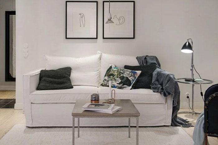 6 dicas para mobiliar um apartamento pequeno