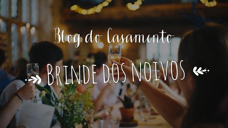 Vídeo: Brinde dos noivos