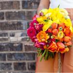 buquê de noiva