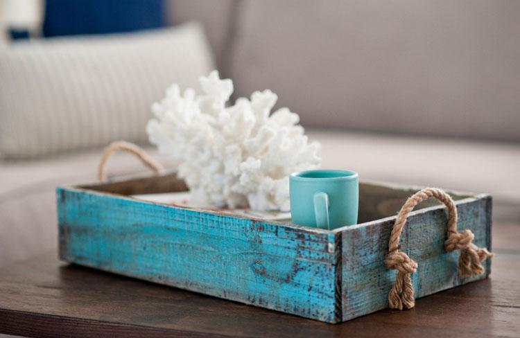 12 inspirações para reaproveitar caixotes de madeira em casa