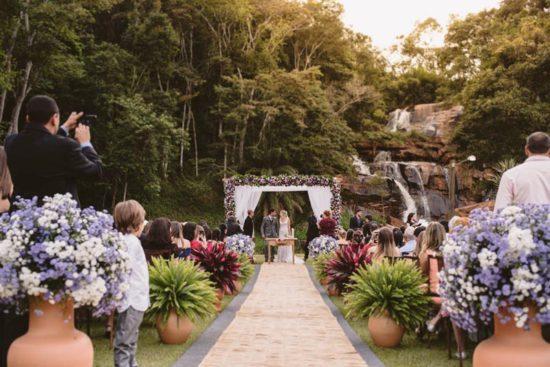 Inspiração: Homenagem aos ausentes: Casamento Mari e Renan