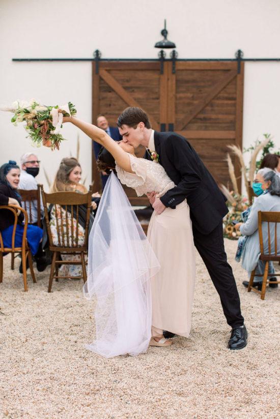 Inspiração: Casamento em casa de Airbnb