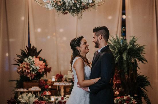 Casamento no Villa da Mooca – Gleize e André