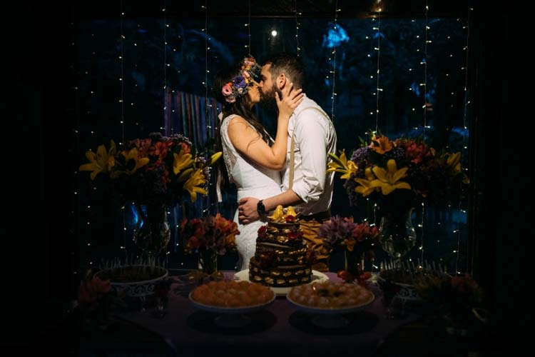 Casamento Diy: Alline & Arthur