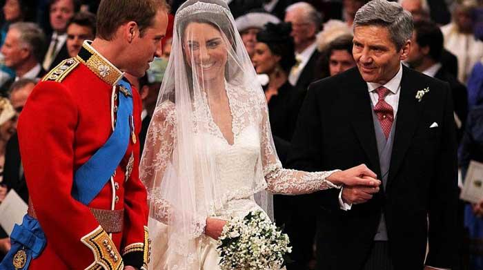 O Casamento Real (a cerimônia)