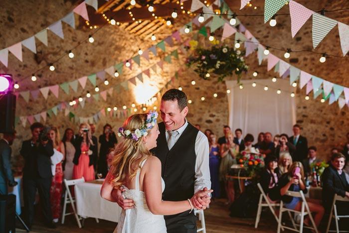 Inspiração: Barn wedding  #2