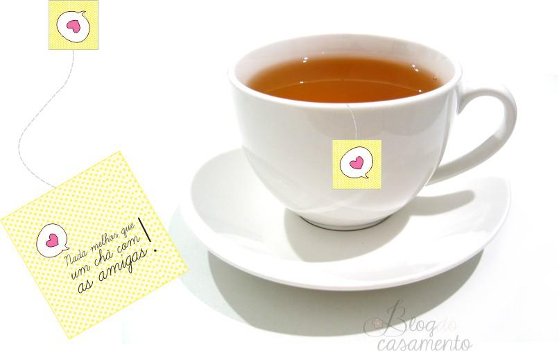 Saquinho de chá personalizado – Download para chá de cozinha