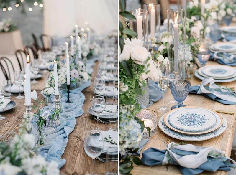 classic blue - pantone 2020 para casamentos 6