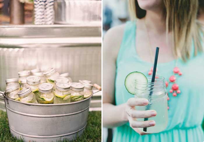 Dicas para um casamento sem bebidas alcoólicas