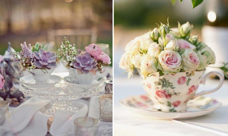 Casamento vintage: inspirações para combinar com a sua festa