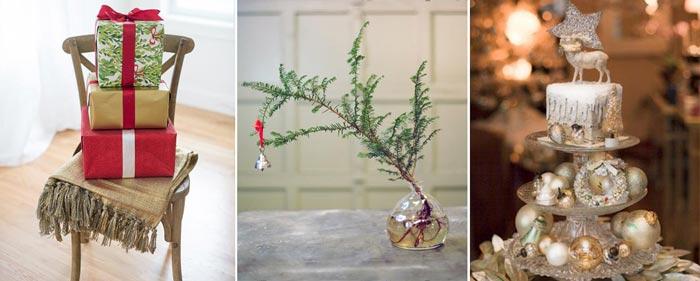5  ideias para enfeitar a casa neste Natal gastando pouco