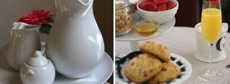 Dia dos namorados - Café da manhã