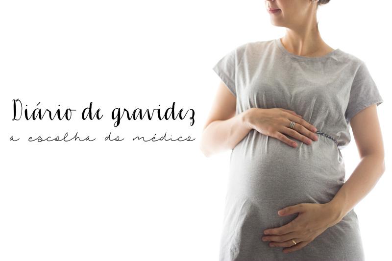 diário de gravidez - a escolha do médico - blog do casamento