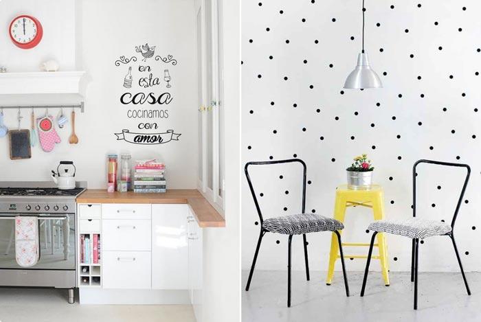 6 ideias criativas de decoração gastando pouco!