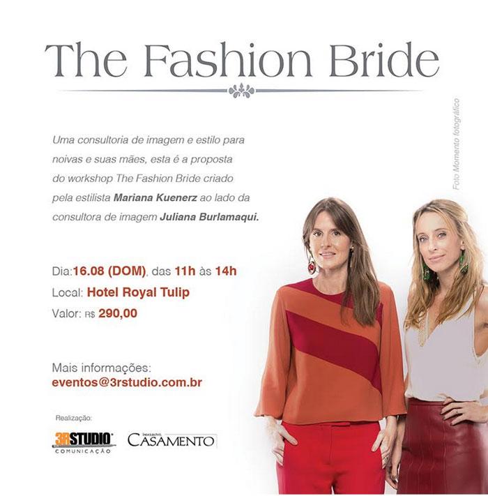 "Workshop ""The Fashion Bride"""