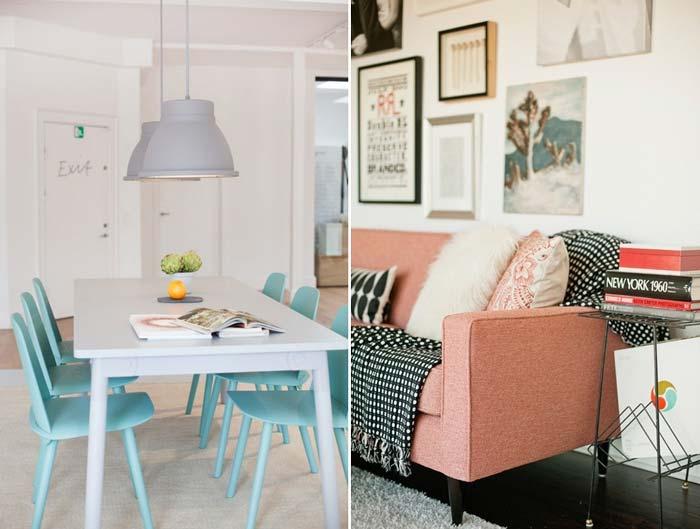 Dicas para pintar e decorar os ambientes da sua casa