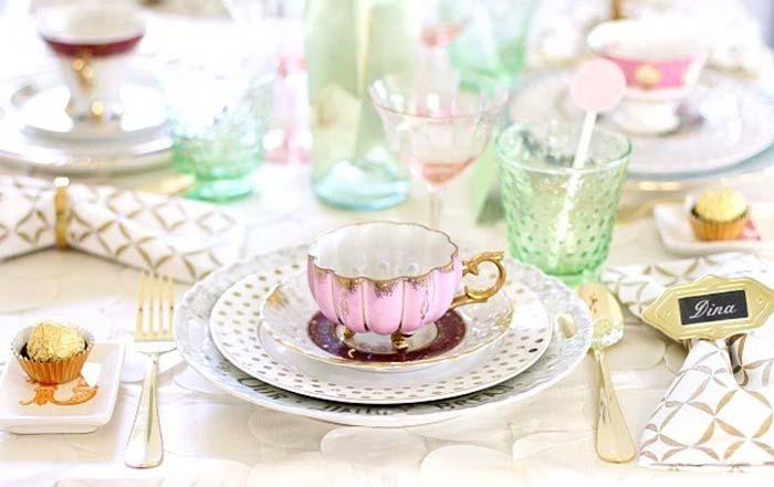 20 inspirações para decorar o chá de cozinha