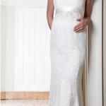 vestido para noivas grávidas