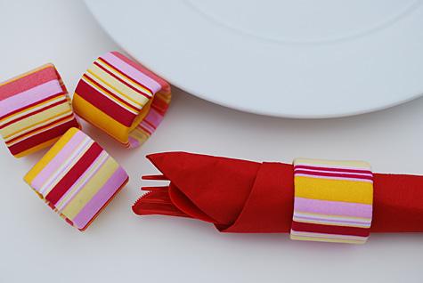 Porta guardanapo como item de decoração: detalhes que fazem a diferença!