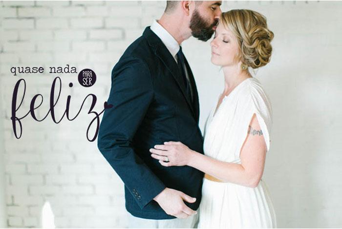 Quase nada para ser feliz (casamento econômico #24)