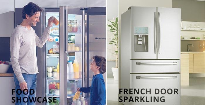 Samsung lança refrigeradores exclusivos na lista de casamento da FastShop